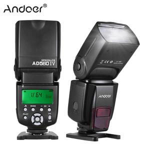 Andoer AD560 IV 2.4G sans fil sur l'appareil photo esclave Speedlite pour Pentax A7 A7 II A7S A7R A7S II