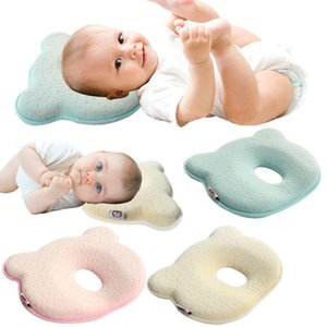 Baby pillow - year old newborn stereotyped pillow baby pillow children anti-deflection correction infant baby products