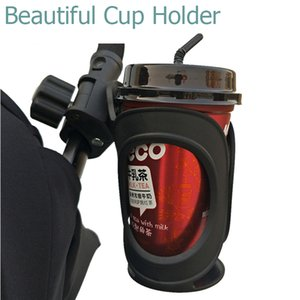 Universal Baby Stroller Accessories Cup Holder Milk Bottle holder For Bike and Bicycle 201021