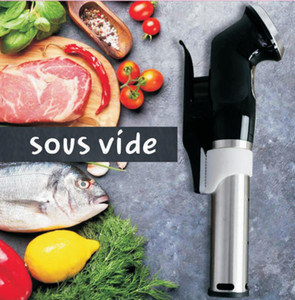 Slim Sous Vide Immersion Circulator with Digital Touch Screen Display Timer Control Beef Cooker Sous Vide 2021 Brand New