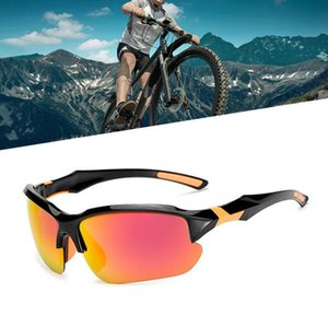 Cycling Men And Women Polarizing Glasses Rider Glass Outdoor Discoloration Sunglasses Q1224