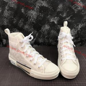 Dior Shoes 2021 Classic Alta Qualidade 1.1 Criança Moda Mais Recente Tecnologia Floral Canvas Homens L Senhoras Ladies Low-Top Child Canvas Sandálias Sneakers