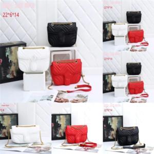 Aev Designer- Pequeno Luxo Feminino Moda Saco Crossbody Onda Padrão Shell Bags Ombro Designer Mulheres Messenger Bag Love Real Love