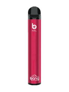 New Bang XXL XXTRA Disposable Vape Pen 2000 Times 800mAh Battery 6ml Empty Cartridge Vapors E Cigs Vaporizers