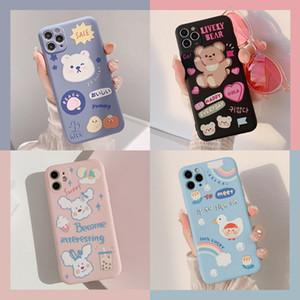 Max Bear Pingguo 12 Mobile Case 11Pro Huawei P30 Все включено телефон X R Применение Слава 30 мягких