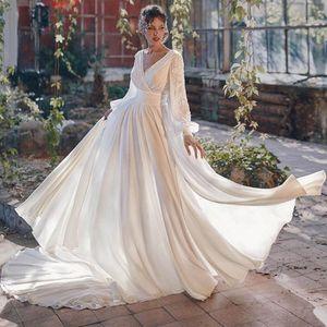 Fashion Dress Women Winter Sexy Full Sleeve Banquet Chiffon Evening wedding Party Dress Dresses For Women 2021 Vestido De Mujer