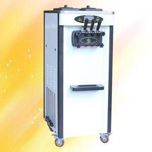 Yüksek Kaliteli Rapid Machine One Temizleme Dondurma Makinesi 220V 110V tıklayın Making Ice Cream Soğutma