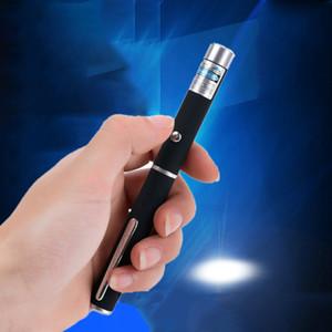 Лазерный прицел Указатель 5MW High Power Зеленый Синий Красный Dot Light Pen Мощный Meter 405nm 530nm 650nm Lazer
