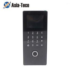 Fingerprint Biometric Touch RFID-Zugangskontrollsystem-Kit-Striken-Türschlösser USB-Zeitangaben1