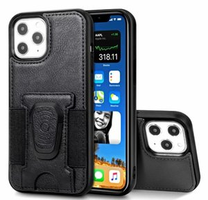 2020 Pu Leather Phone Case Cover With Magnetic Ring Bracket Stand Holder For Iphone 11 12 Pro Max Xs Max wmttsw yyysports