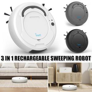 Робот пылесосы автоматические 3-в-1 смарт-беспроводной очистительную очиститель сухой мокрый очистки машина зарядки интеллектуальные дома1