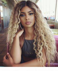 1b 613 Blonde Lace Front Human Hair Wigs For Women Body Wave Brazilian Virgin Hair Full Lace Wigs With Baby Hair Natural Hairline