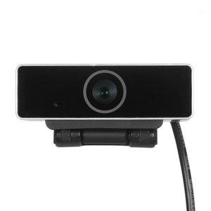 USB Webcam 1800p HD Mini Câmera USB Camera Web Câmera 200W com Microfone CAM incorporado para computador laptop11
