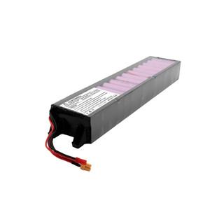 Batterie de batterie de lithium rechargeable de vélo électrique 36V 6Ah 6h 6Ah 18650 10S3P E-scooter Lithium Ion Batterie