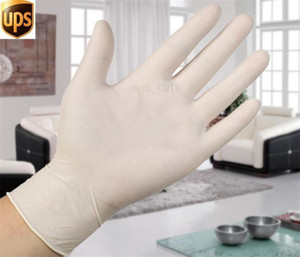 Box Grade Food Pvc Pcs Environment Safety Protective Gloves Transparent Disposable Vinyl Glove Ship Free Qtq5