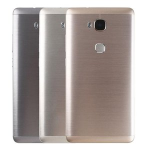 For Huawei Honor 5X X5 GR5 Original Rear Back Battery Cover Housing with Power Volume Button + Camera Lens Door