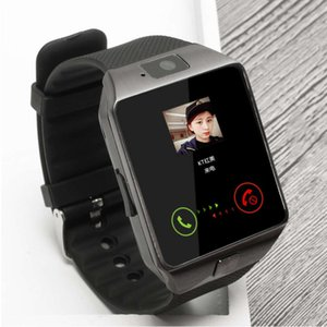 Bluetooth men women, Smart watch and camera support SIM, TF, GSM, Android IOS, mobile phone dz09 PK gt08