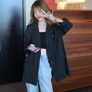 Etosell Einfache dünne Jacke Frauen Koreanischer Beiläufiger Mantel Harajuku Daily Streetwear Frauen Kleidung