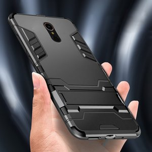 Armor Case For LG Stylo 5 Case TPU+PC Hard Plastic Kickstand Bumper Cover For LG Q Stylo 4 K8 V30 V20 Q8 Q6 Plus G7 G6 Case