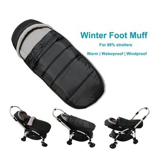 Universal stroller accessories foot cover Winter Pram travel sleeping bag for 98% strollers BABYZEN YOYO Cybex Goodbaby Bee 5 201022