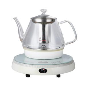 Интеллектуальная автоматическая вода электрический чайник, стеклянная электрическая чайная плита, чайник насоса, составить чай при постоянной температуре DSD18A