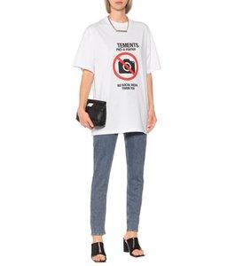2021 Europe France Boucher Aucun média social Antisocial Pas de photos Broderie Tshirt Fashion Mens T-shirts Femmes Vêtements Coton Coton Tee-shirt