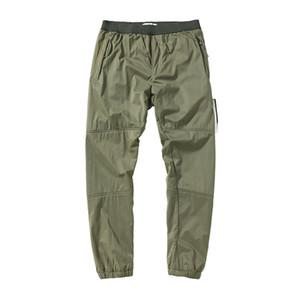 TopStoney 2020 Konng Gonng Весна и осень Новые плюшевые перемычки Известный бренд Мужские зимние брюки Jogger штаны