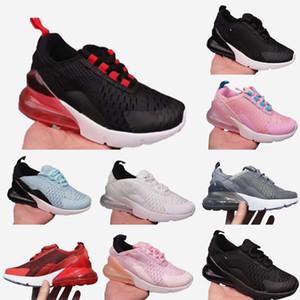 270 Hot Vente enfants filles Chaussures et chaussures de coussin d'air de garçons confortables chaussures de sport pour enfants respirant size22-35