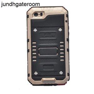 Glas Yofeel Temperiert Luxus Aluminium Stoßdicht Regenschutzstarke Metallabdeckung Zellenkasten Für Telefon x