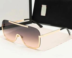 XTDYHFSH Rahmen Glas Linse Luxus Sonnenbrille Mode Fahrung Sonnenbrille UV-Schutz 2019 Frauen Männer Marke Designer Einzigartige Sonnenbrille RTGREH