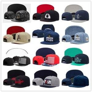 2020 Hot venda Snapback Hoed masculinas Vrouwen volwassen Outdoor Casual Zon Baseball Cap Koele Preto Hip Hop Couro