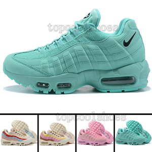 Fashion full palm air cushion shoes for men and women, high elasticity, breathable, comfortable and low-top casual shoes