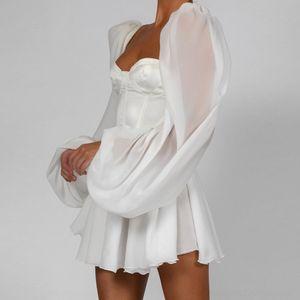 Erad Loose Boho Sleeve Summer Lond Long Holiday Maxi Women Sundress Floral Print V-Neck Dress Wrap Elegante Dresses 칵테일 파티