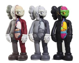 37 centímetros Hot Kaws Dissected Companion Kaws Original falsificados presentes Action Figure Natal Criativas