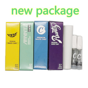 Dank Vapes Boxes DANK Cartridge New Hologram Packaging with 0.8ml M6T Vape Carts 510 Thread Ceramic Coil 1ml 1.8mm * 4 Intake Hole