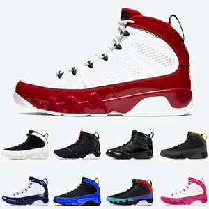 nike Air Jordan 9 Retro 9s Gym Red Jumpman 9 9s Herren Basketballschuhe Satin Jordan Retro Racer Blue Bred Sports Sneakers