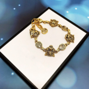 Europe and America Designer popular Bracelet Classic G-Letters Bracelet Charm Woman Bracelet High Quality Ladies Accessories Jewelry