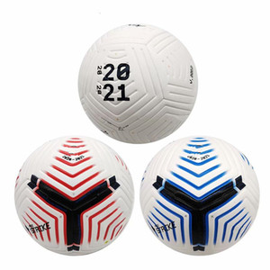 Club League 2021 Size 5 soccer Ball high-grade nice match liga premer 20 21 football balls (Ship without air)