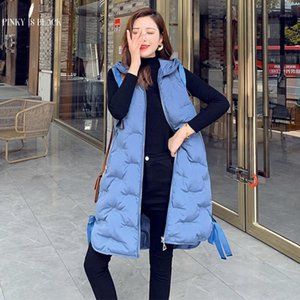 PinkyIsBlack Wholesale 2019 New Autumn Winter Vest Women Hot Selling Women's Fashion Casual Female Warm Vest Jacket Waistcoat1