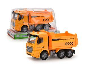1:40 ABS пластика трение модель автомобиля игрушка для малыша шесть полноприводной забавного oparation города игрушки транспорта грузовика