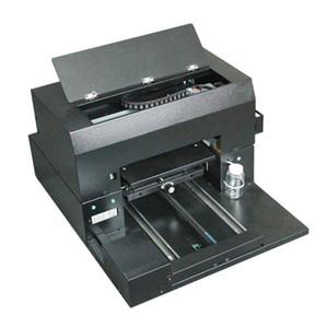 SHBK UV-Universal-Flachbettdrucker, kleiner automatischer Drucker, A3 geprägter Handy-Shell-Druck-Tintenstrahldrucker