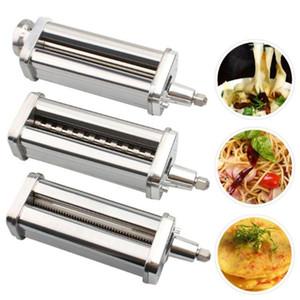 Fichas de fideos para el procesador de pasta de rodillo de roller de fideos delgados / gruesos / fisuras