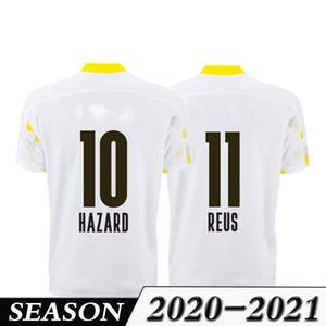 20 21 Football jersey M.gotze Sanchd Hazard Reus Haaland adult men's jersey Sweatshirt