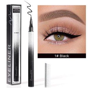 Liquid Eyeliner Pen Makeup Eye Liner Pencil Long Lasting Waterproof CmaaDu Eyeliner Makeup tool 5 colors available