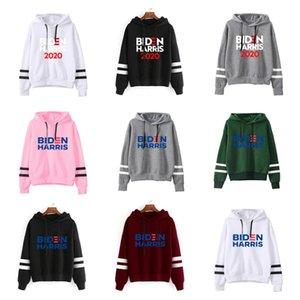 Designers Unisex Biden Harris Letters Hoodies Autumn Winter Hooded Sweatshirts Men Women President Biden Long Sleeve Blouse Tops E111302