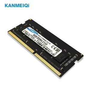 RAMS KANMEIQI DDR3 DDR4 8GB 4GB 16GB ноутбук RAM 1333 1600 2133 2400 2666MHZ 204PIN 288PIN MEDIMENT DODIMM Notebook Memory 1.35V 1.2V 1.5V