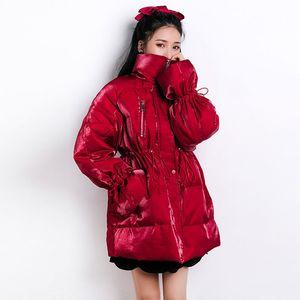 Winter women's low grade coat horn sleeve Long Sleeve Jacket 2020 new Korea short sleeve jacket hot casual Sweatshirt women's Park women's d