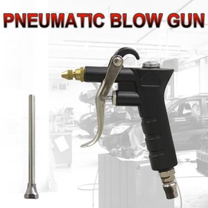 Dust Blower Gun Pistol Trigger Cleaner Spray Guns Cleaning Tool for Compressor Profession Nozzle Power Tools Supplies