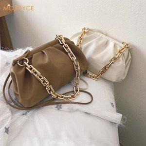 Kreuz weiche Tasche, hochwertiges Leder-Designer Handtasche, Frauen-Briefpapier-Kette, 2020 Schulter Messenger Bag