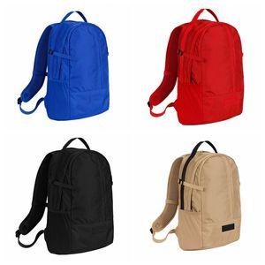 Рюкзак высочайшее качество уличных студентов школьные сумка досуг путешествия сумка для хранения мужчины женщин мода с буквой напечатана двойная сумка